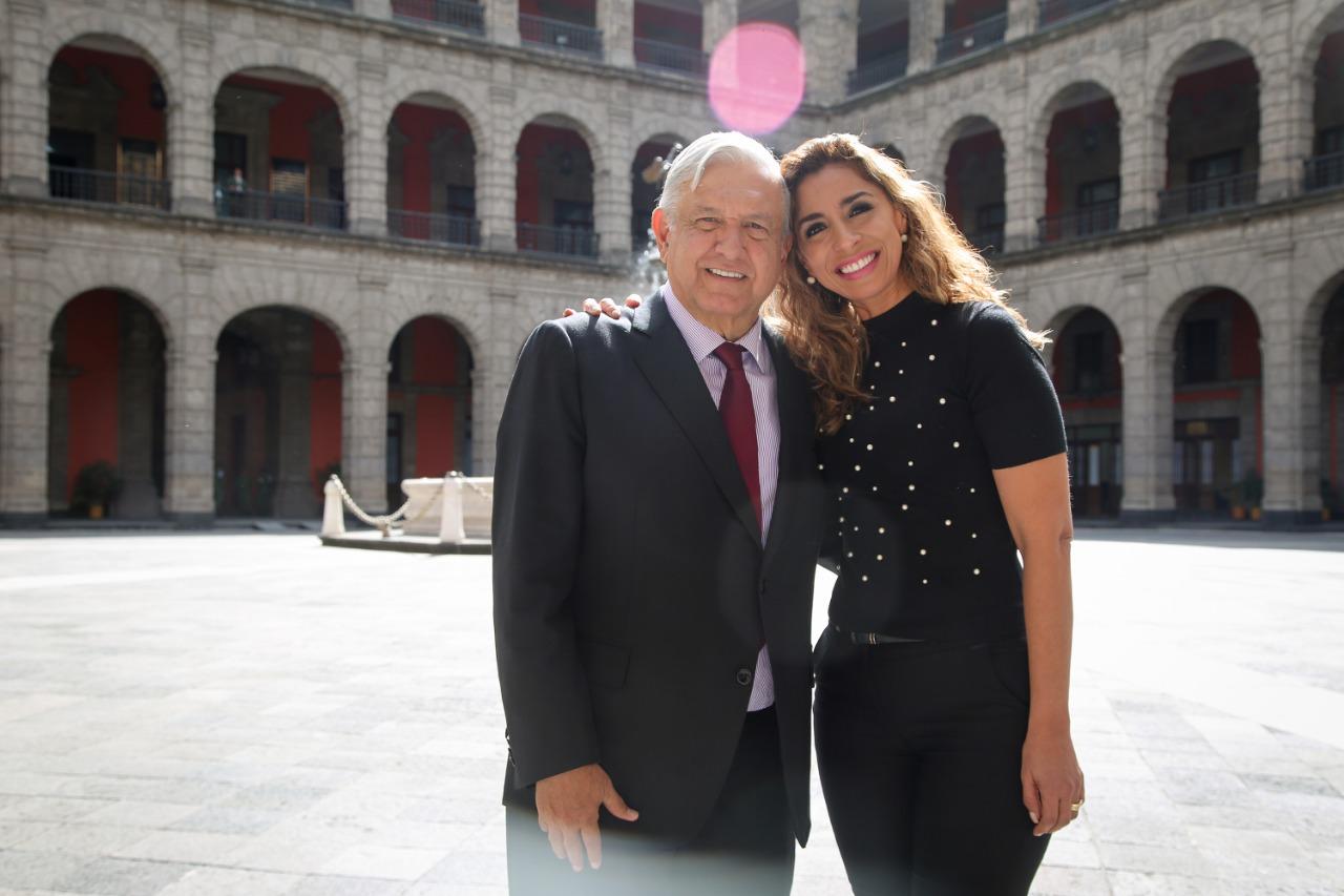 Quintana Roo, prioritario para  el presidente Andrés Manuel: Marybel  Villegas