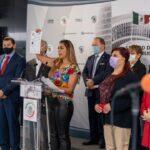 DESMIENTE MARYBEL VILLEGAS INFORMACIÓN FALSA EN SU CONTRA: ACUSA AL GOBERNADOR CARLOS JOAQUÍN