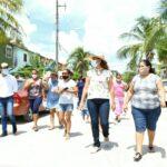 ANTE LA FALTA DE RESPUESTA DE AUTORIDADES MUNICIPALES, CIUDADANOS PIDEN APOYOS A MARYBEL VILLEGAS