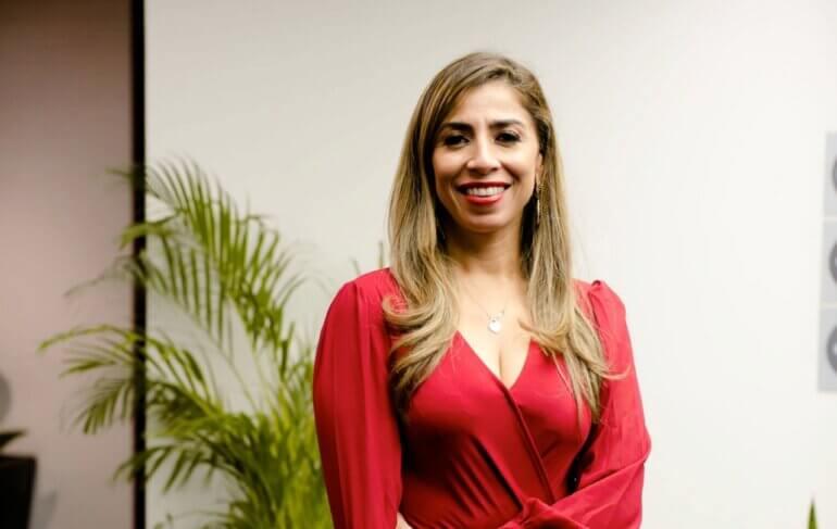 Marybel Villegas Senadora