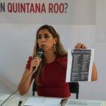 ENTUSIASTA RESPUESTA A LA CONSULTA DE MARYBEL VILLEGAS PARA SACAR A AGUAKAN