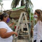 YA VAN MÁS DE 24,500 FIRMAS QUE EXIGEN LA SALIDA DE AGUAKAN:  MARYBEL VILLEGAS