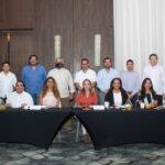 ATIENDEN GOBIERNO FEDERAL Y MARYBEL VILLEGAS SOLICITUD DE EMPRESARIOS QUINTANARROENSES CON PROYECTO DE GAS NATURAL