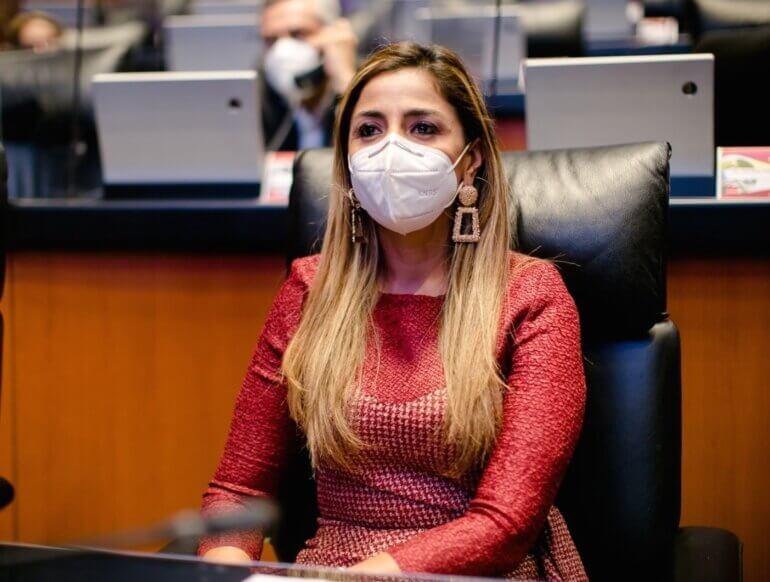 Senadora MVC