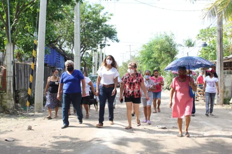 recorrido en Maracuya