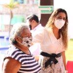 «EL TRABAJO CONJUNTO DE AUTORIDADES Y CIUDADANÍA, ES LA MEJOR FÓRMULA PARA SALIR DE LA PANDEMIA»: MARYBEL VILLEGAS