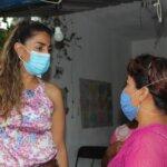PIDE MARYBEL NO BAJAR LA GUARDIA PARA EVITAR RETROCEDER EN EL SEMÁFORO EPIDEMIOLÓGICO