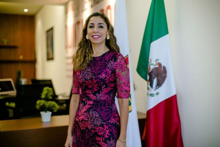 Senadora Marybel
