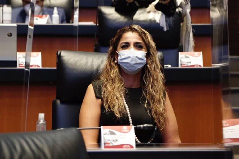 senadora Marybel Villegas