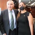 EL DIÁLOGO CON LAS DISTINTAS FUERZAS POLÍTICAS PERMITIRÁ AVANZAR EN EL PROCESO DE CONCILIACIÓN DE MÉXICO: MARYBEL VILLEGAS
