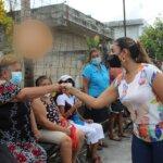 INVITA MARYBEL A INTEGRAR LOS COMITÉS VECINALES DE MORENA EN QR